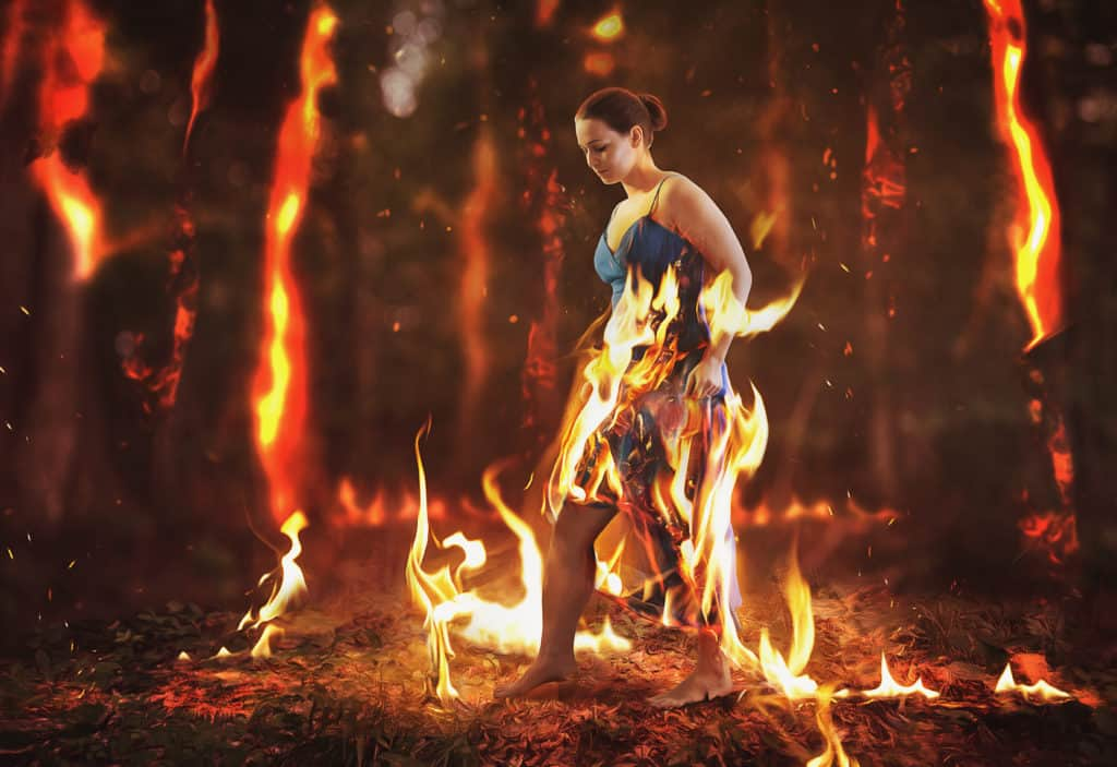 How Do You Get The Fire Of God? - helpful illustrated